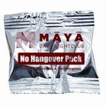 Custom Hangover Tablet Packets