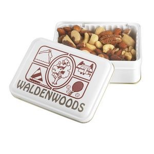 Keepsake Gift Tin w/ Deluxe Mixed Nuts