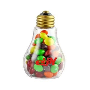 Plastic Light Bulbs - Skittles