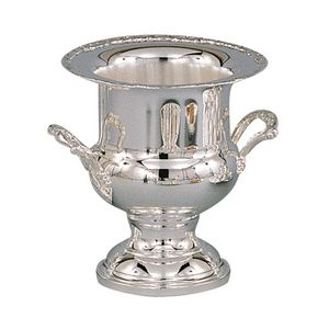 Romantica Collection Silver Wine Cooler