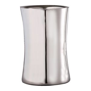Elegance Collection Concave Stainless Steel Wine Cooler Bucket