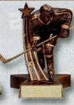 Custom Hockey Superstar Sculpture Award
