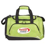 Custom Slazenger Dash Duffel Bag