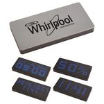 Custom LED Display 8000 mAh Power Bank with Clock