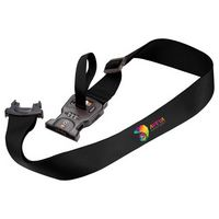 3-in-1 Luggage Strap (with Scale + TSA Lock)