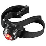 Custom 3 LED Headlamp 2 Lithium Battery