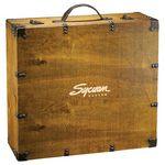Custom Kanata Antique Wood Blanket Box