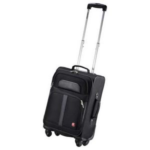 Wenger 19 4-Wheeled Spinner Carry-On Luggage