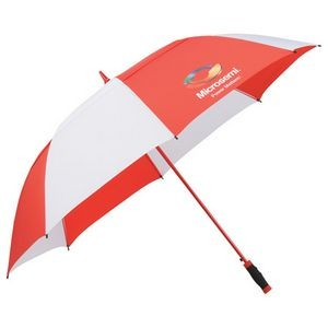 "64"" Vented, Auto Open, Golf Umbrella"