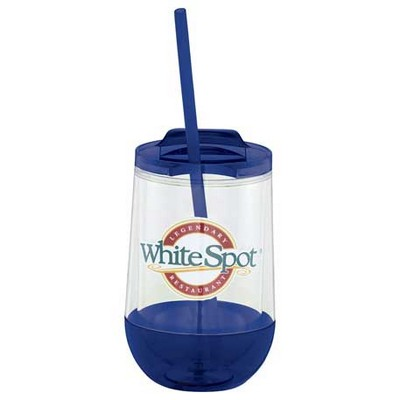 Hot & Cold Clarity Drop Tumbler 15oz