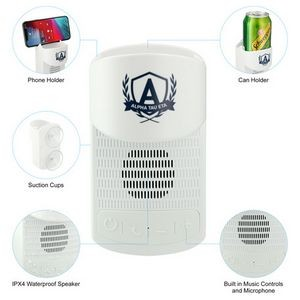 Durango Water Resistant Speaker and Can Holder