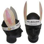 Custom Multi-Color Bunny Ears Holiday Fun Headband