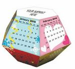 Custom Seasons Stock Design Popup Calendar