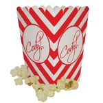 Custom Mini Scoop Style Popcorn Box