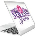 Custom Letter Size Laptop/Cell Phone Skin