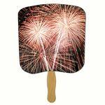 Custom Special Occasions Fan (Fireworks)
