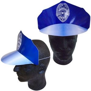 Police Hat headband With Elastic Band