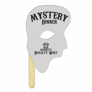 Phantom Mask on a Stick