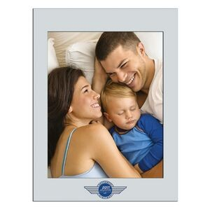 "Offset Printed Photo Frame w/ Easel Back (8""x10"" Photo)"