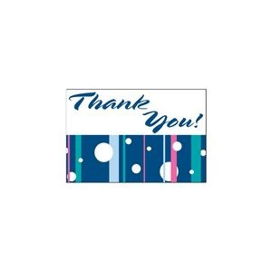 "Thank You Stock Postcard (4""x6"")"