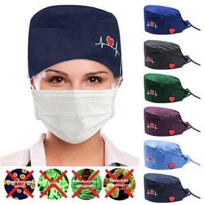 Medical Nurse Scrub Cap