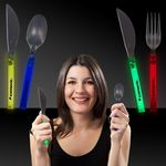 Custom Glowing Cutlery