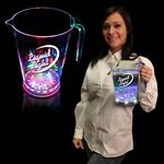Custom 48 Oz. Light-Up Pitcher