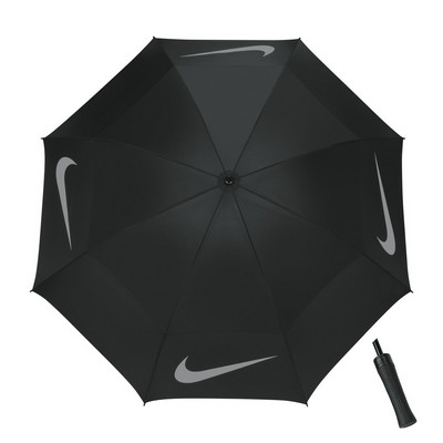 "Nike 68"" Windsheer Auto-Open Golf Umbrella - (1 Color, 1 Panel)"