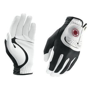 Wilson Staff FIT-ALL Golf Glove - Pad Printed Tab