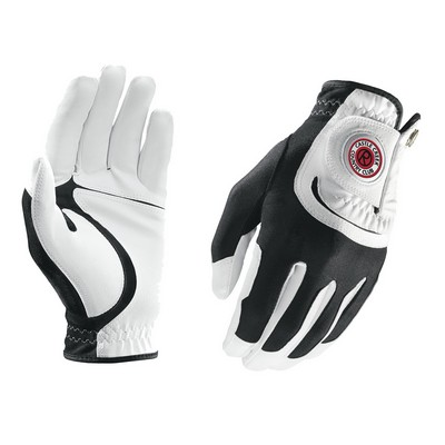 NEW! Wilson Staff FIT-ALL Golf Glove - Pad Printed Tab