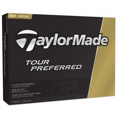TaylorMade Tour Preferred Golf Ball - Dozen (While supplies last)