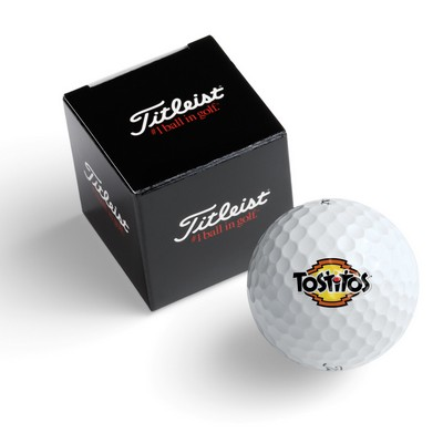 Titleist Pro V1 Golf Ball - 1-Ball Box (packed in 12 ball outer box)