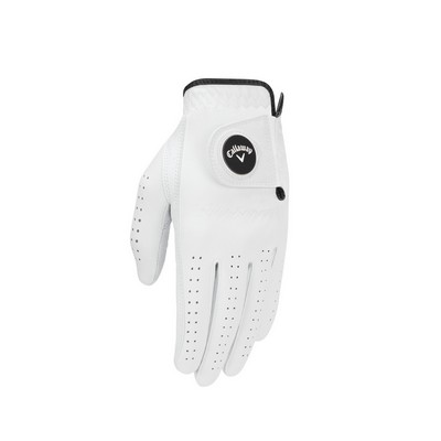 Callaway Opti-Flex Golf Glove - Logoed Ball Marker