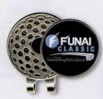 Custom Stock Classic Hat Clip w/ Ball Marker