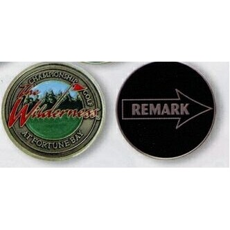 Remark Ball Markers 1 1/4""
