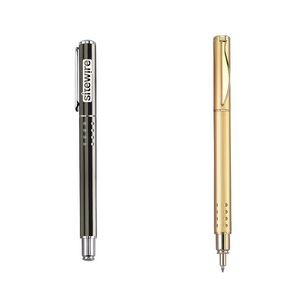 Inca-50-II Rollerball Pen w/Removable Cap & Matte Finish