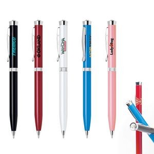 Diamond-II Aluminum Ballpoint Twist Action Pen