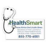 Custom Stethoscope Mag-Tag