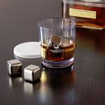 Custom Stainless Steel Ice Cube Cup Set