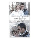 Custom Save The Date Magnet 7 x 4