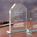 Custom Cortado Award - Large