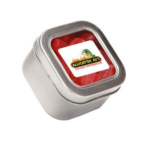 Swedish Fish® in Sm Square Window Tin