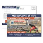 Custom SuperSeal 5-3/16 x 8 Direct Mail Postcard