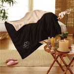 Custom Micro Mink Sherpa Blanket