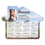 Custom Calendar House Magnet