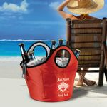 Custom Portable Insulated Ice/Beverage Carrier