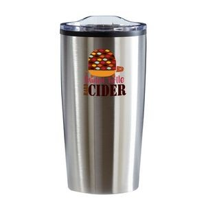 Color Splash 20 oz Stainless Steel Economy Tumbler