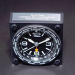 Custom Aviator World Time Clock