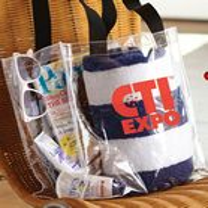 Custom The Fan Stadium Tote Bag