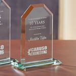 Custom Cortado Award - Small